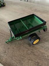 1/64 Custom Green Brent 1082 Auger Wagon Farm Toy