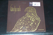 WITCHCRAFT LEGEND BROWN 2LP 17/160 NUMBERED + POSTER