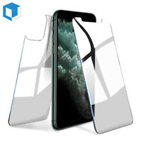 For iPhone 11 /11 Pro Max/XS /XR Front 9H Tempered Glass + Back Screen Protector