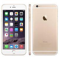 APPLE IPHONE 6 64GB ORO GOLD GRADO C + ACCESSORI e GARANZIA 12 MESI BIANCO