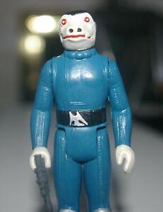 REPRODUCTION Vintage Blue Snaggletooth figurine