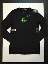 Nike Oregon Ducks College Dry March L/S Training Top Shirt 2017 Mens Size M