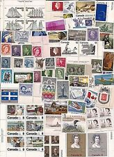 vintage CANADA Canadian postage stamps w some older lot C44C ** MNH