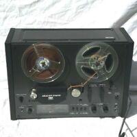 AKAI GX-4000D REEL TO REEL TAPE RECORDER 2 SPEED 3 HEAD VINTAGE RARE