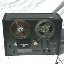 AKAI GX-4000D REEL TO REEL TAPE RECORDER 2 SPEED 3 HEAD VINTAGE RARE