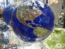 World Paper weight by Lundberg Studios