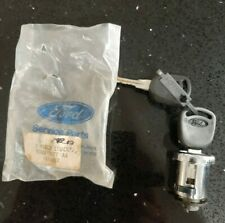 Ford Escort MK2/3, Cortina MK4/5, Fiesta MK1/2 Ignition barrel and two keys