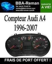 Réparation - Compteur Audi A4 1996-2007