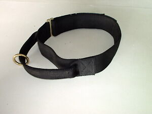 2IN WORKING DOG TRAINING COLLAR WITH HANDLE VERRY STRONG POLICE K9 SCHUTZHUND