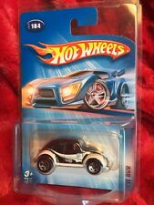 Hot Wheels 2005 Kar Keepers Black VW Bug In Kar Keepers!