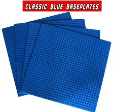 "4 Blue 10x10""  or 32x32 peg Baselate, Compatible to base plate 10700"