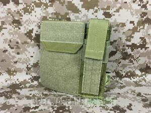 FLYYE MOLLE Administrative/Pistol Mag Pouch (Khaki) FY-PH-C020-KH