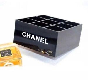 🇩🇪Neu Chanel make-up Box Lippenstift, Makeup Organizer,SIEHE VIDEO UNTEN