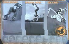 Vintage Chico Brenes Daewon Song Tim Gavin DVS Shoes Skateboard Poster 90's