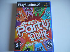 PLAYSTATION 2 - CHEGGERS PARTY QUIZ - COMPLET