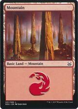 4 x Mountain (031/065) - Mind vs. Might - Magic the Gathering MTG Basic Land