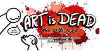 Art is Dead: the asdf book, Ridgewell, Thomas, New