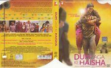Dum Laga Ke Haisha (Hindi DVD) (2015) (English Subtitles)(Brand New Orginal DVD)