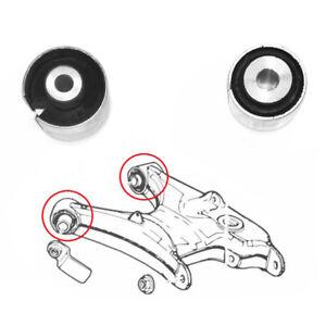 Silentblocs bras suspension inférieur arrière BMW SERIE 5 E39 E60 E61