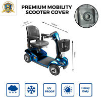 Reinforced Mobility Scooter Cover Storage Rain Waterproof Disability Protector