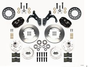 1955-1957 Chevy 210,Bel Air,Nomad W/Heidts Wilwood Dynalite Pro Front Brake Kit