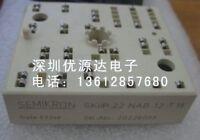 SEMIKRON SKIIP22NAB12T18 MODULE 3-phase bridge inverter