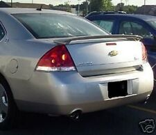 PRE-PAINTED FOR CHEVY IMPALA SS STYLE 2006-2013  ABS SPOILER ALL COLORS ABS NEW
