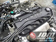 98 02 HONDA ACCORD 2.3L SOHC 4-CYL VTEC ENGINE JDM F23A