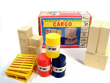 Vintage Topper Toys Johnny Express Cargo Set For Truck In Original Box