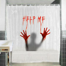 Cortinas de baño transparentes sin marca