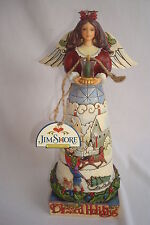 "Jim Shore ""Blessed Be The Merry Of Heart"" 4017632 MIB 2010"