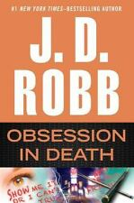 In Death: Obsession in Death 40 by J. D. Robb (2015, Hardcover)