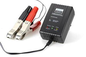 Chargeur Batterie moto BA30 en 12 volts