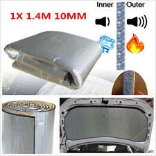 1MX1.4M Sound Deadener Car Heat Shield Insulation Deadening Material Mat 10mm
