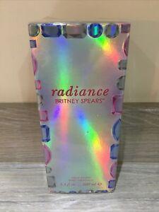 Britney Spears - Radiance - 100ml Eau De Parfum EDP - Brand New / Sealed - Rare