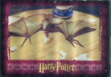 World Of Harry Potter 3D Series 1 Complete 72 Card Base Set