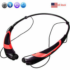 Bluetooth Earpiece Wireless Stereo Headset For iPhone 8 7 6 6S 5S 5C LG G5 G4 G3