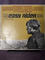 EASY RIDER Soundtrack OST Vinyl LP Dunhill DSX-50063 VG/VG+ 1969 Hendrix Byrds