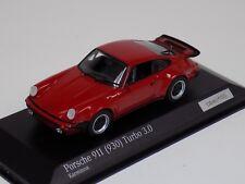 1/43 Minichamps Porsche 911 ( 930 ) Turbo 3.0 Red   CA04316029