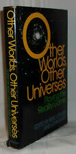 Brad Steiger Other Worlds Other Universes First ed Nice Hc Dj Alien Ufo Physics