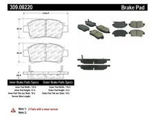 Disc Brake Pad Set-GT Front Stoptech 309.08220