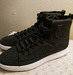 Under Armour UAS Club Men's Mid Wool Shoe 3020638-400 Size 12