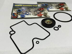 Suzuki DRZ400E Flatslide Carburetor Repair Kit / Rebuild Set / DRZ400 DRZ 400 E