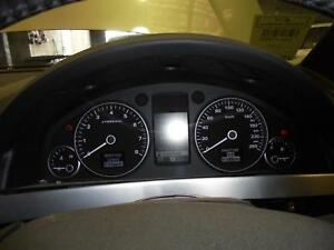 HOLDEN COMMODORE INSTRUMENT CLUSTER, VE, CALAIS, P/N 92216928, 08/06-04/13 06 07