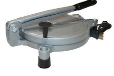 "Electric Tortilla Press Maker, Chapati Machine 8"" Flour"