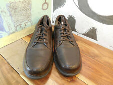 Rockport Brown Leather Casual Oxfords Men's 11N #APM21344
