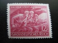 THIRD REICH 1945 mint never hinged Volkssturm stamp! **99 CENT SPECIAL**