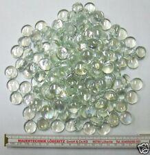 Glasnuggets Klarweiss irrisierend 17/20 mm