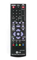 New LG Blu-ray Disc Player Remote Control AKB73615801 BP320 BP220 BP200 BP325W