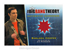 BIG BANG THEORY SEASON 5 CRYPTOZOIC WARDROBE COSTUME M34 SHELDON COOPER
